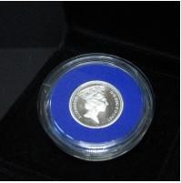 Reino Unido - 1 Libra de plata 1987