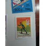Juegos Olímpicos - Lote de sellos de varias sedes 1992