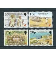 Lote de sellos 50th del Final de la Segunda Guerra Mundial - 1995